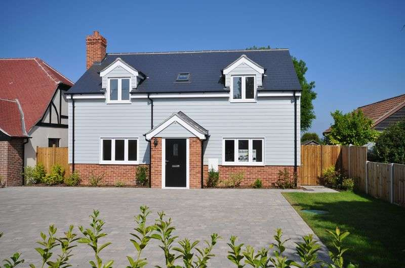 4 Bedrooms Detached House for sale in Driftwood, Ivy Lane, East Mersea, Essex