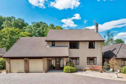4 Bedrooms Detached House for sale in Nethan Glen, Crossford