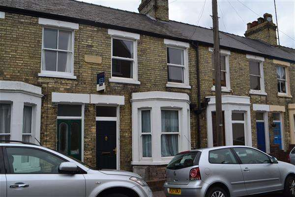 2 Bedrooms Terraced House for sale in Sleaford Street, Cambridge