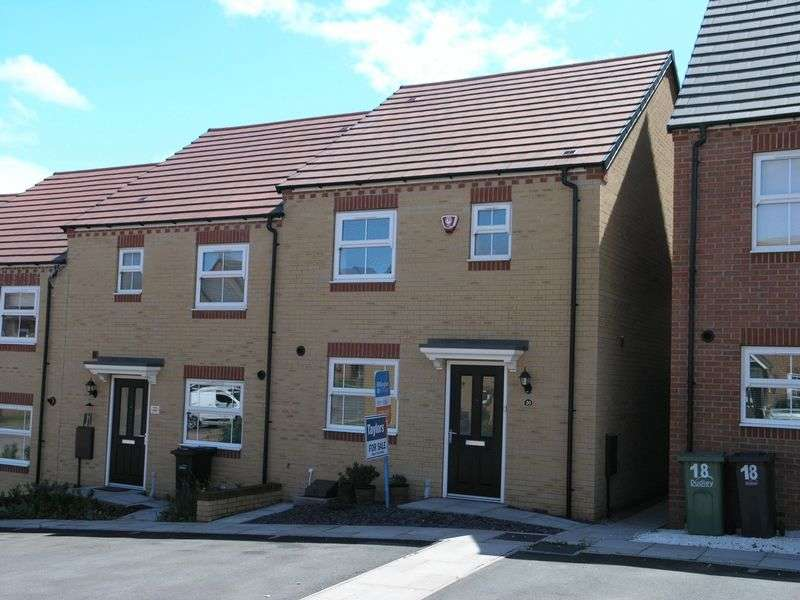 3 Bedrooms House for sale in Wellspring Gardens, Dudley