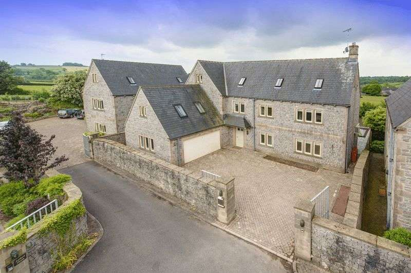 5 Bedrooms House for sale in CRESSBROOK HOUSE, KNIVETON