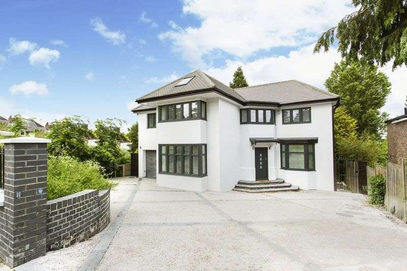 5 Bedrooms Detached House for sale in New Barnet, Hertfordshire