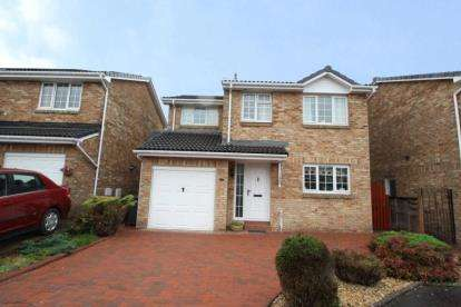 4 Bedrooms Detached House for sale in Martin Brae, Livingston