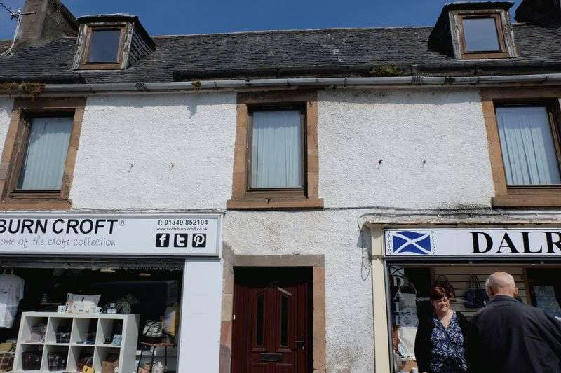 2 Bedrooms Terraced House for sale in High Street, Invergordon