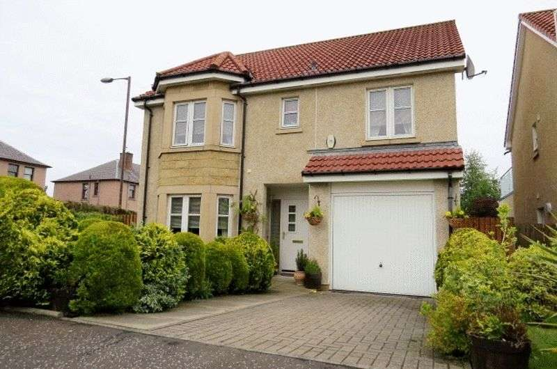 4 Bedrooms Detached House for sale in 11 Queen Margaret University Way, Old Craighall, Musselburgh