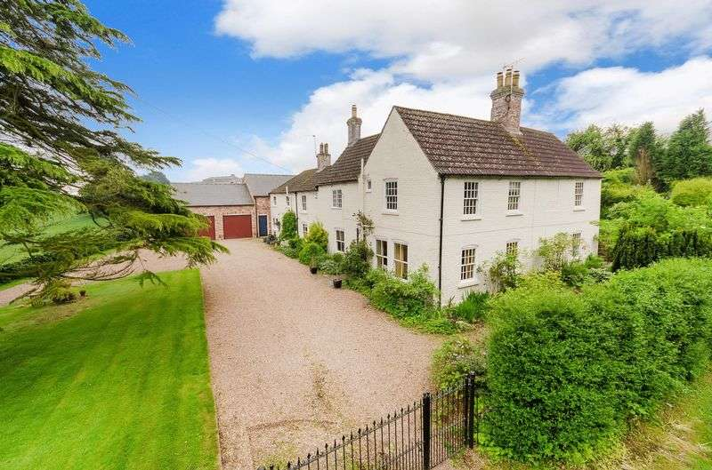 6 Bedrooms Detached House for sale in Claxby St. Andrew, Alford