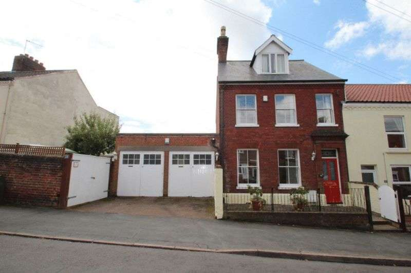4 Bedrooms Terraced House for sale in Knowsley Road, Norwich