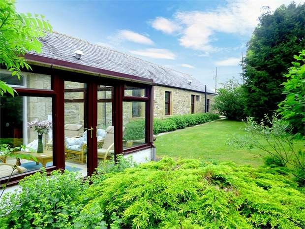 4 Bedrooms Detached House for sale in Roadhead, Carlisle, Cumbria