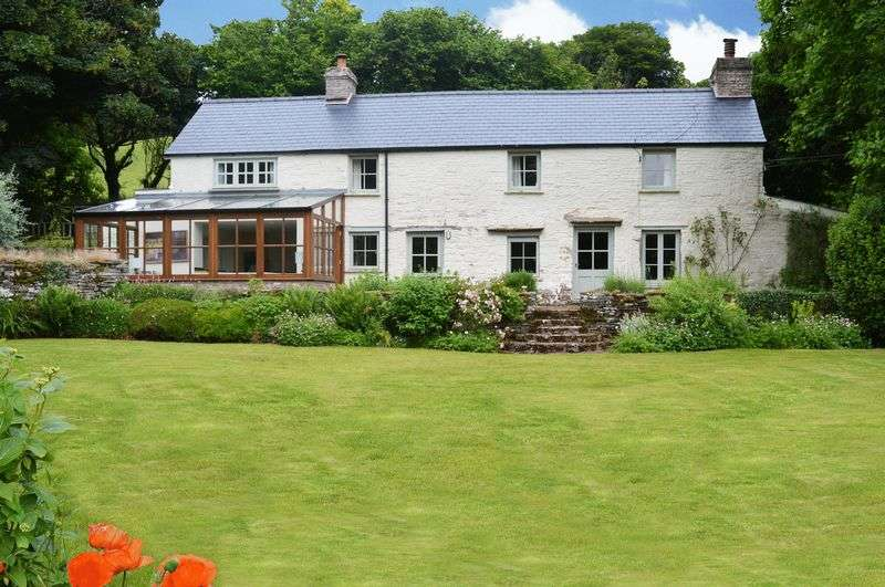 3 Bedrooms Detached House for sale in Forest Coal Pit, Abergavenny