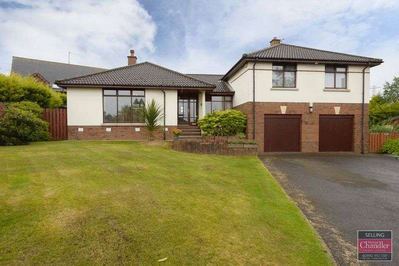 5 Bedrooms Detached Bungalow for sale in 6 Croft Hill, Belfast, BT8 6GX