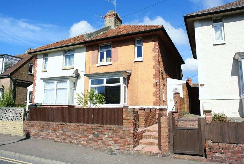 3 Bedrooms Semi Detached House for sale in Sedlescombe Road North, St. Leonards on Sea