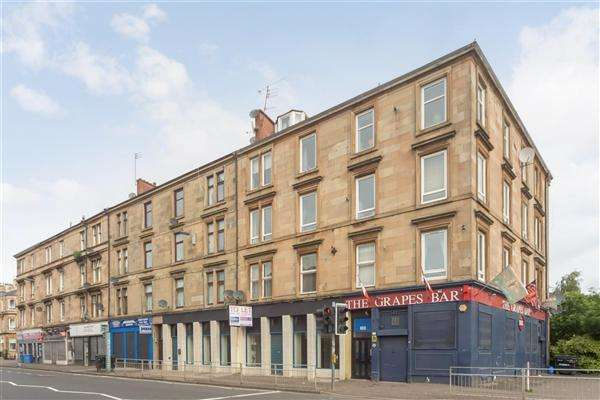 2 Bedrooms Flat for sale in 2/2 220 Paisley Road West, Kinning Park, Glasgow, G51 1BU
