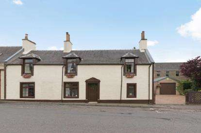 4 Bedrooms House for sale in Montgomerie Street, Tarbolton