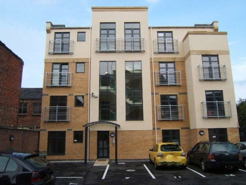 2 Bedrooms Apartment Flat for sale in Wright Street, Hull City Centre