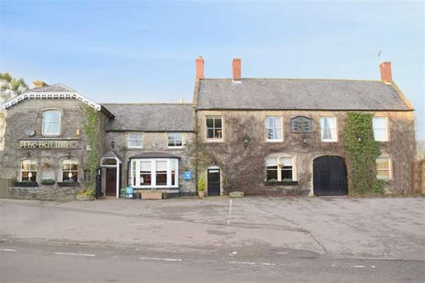 5 Bedrooms Detached House for sale in Bruton Road, Evercreech, Shepton Mallet