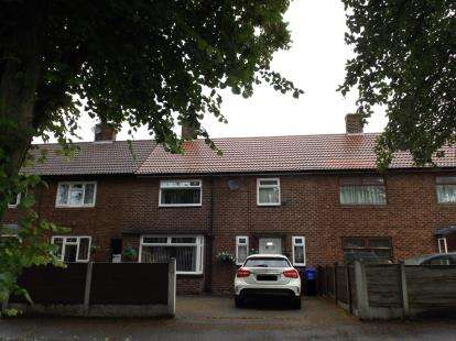 3 Bedrooms Terraced House for sale in Floatshall Road, Manchester, Greater Manchester