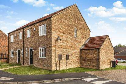 3 Bedrooms Semi Detached House for sale in York Road, Colburn, Catterick Garrison, North Yorkshire