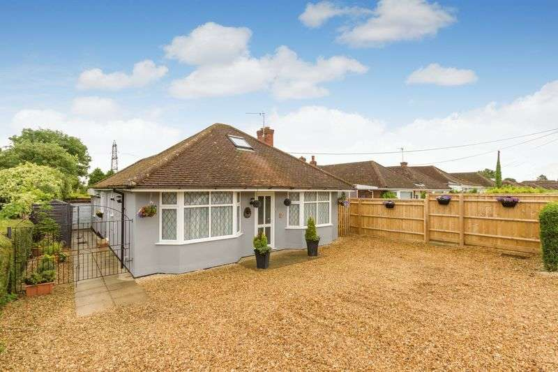 4 Bedrooms Detached Bungalow for sale in Kennington, Oxford
