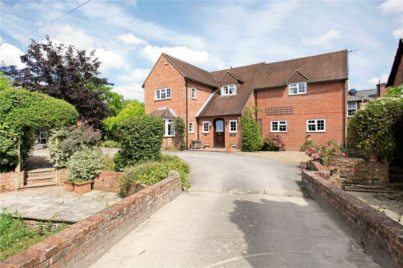 4 Bedrooms Detached House for sale in Tanners Lane, Shrewton, Salisbury, Wiltshire, SP3