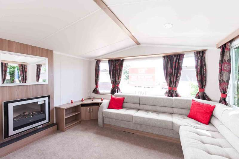 3 Bedrooms Caravan Mobile Home for sale in Winchelsea Beach, East Sussex