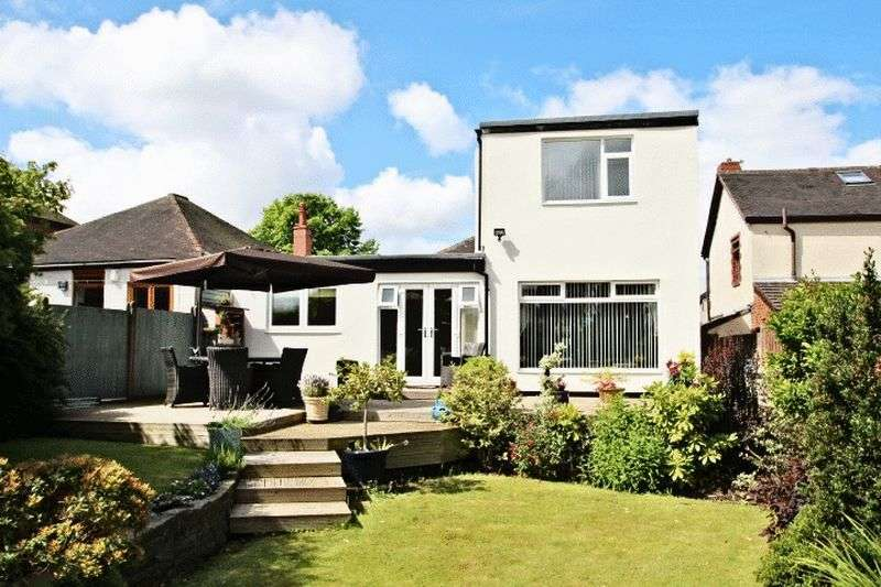 4 Bedrooms Detached House for sale in High Lane, Chell