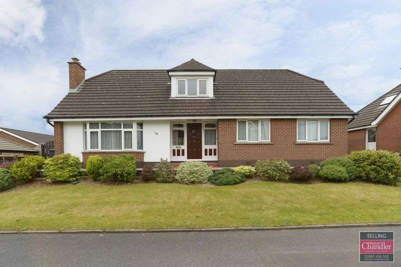 4 Bedrooms Detached House for sale in 19 Windermere Road, Belfast, BT8 6QY