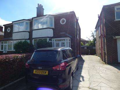 3 Bedrooms House for sale in Burnage Lane, Manchester, Greater Manchester