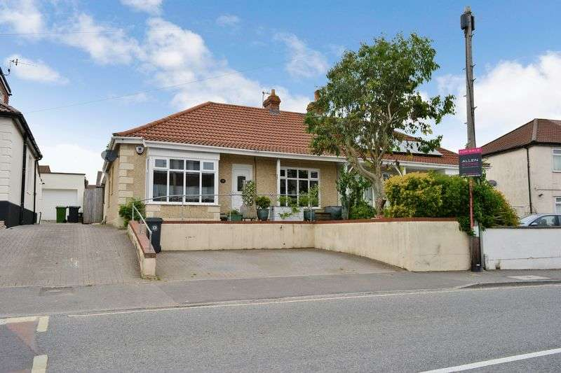 4 Bedrooms Semi Detached Bungalow for sale in Church Road, Bristol