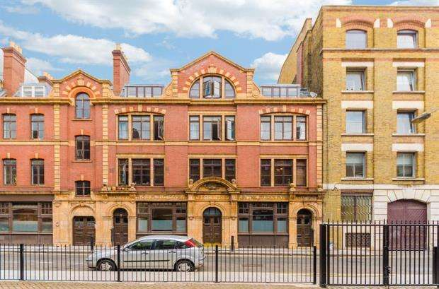 2 Bedrooms Flat for sale in Brune Street, London, E1