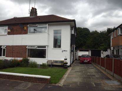 3 Bedrooms Semi Detached House for sale in Parkwood Road, Manchester, Greater Manchester
