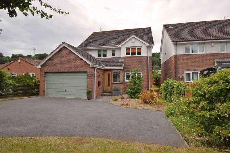 4 Bedrooms Detached House for sale in Walton Road, Clevedon