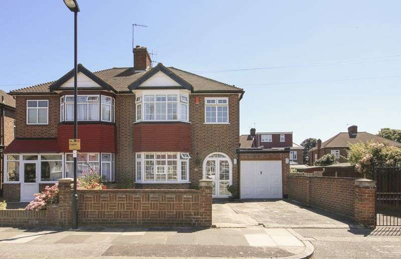 3 Bedrooms Semi Detached House for sale in 3 Bed Semi-detached House for Sale