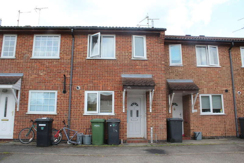 2 Bedrooms Terraced House for sale in Sunnymead, Werrington, Peterborough, PE4 5BY