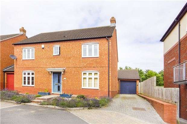 4 Bedrooms Detached House for sale in Blandamour Way, Bristol, BS10 6WE