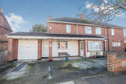 3 Bedrooms Semi Detached House for sale in Rowan Avenue, Peterborough, Cambridgeshire