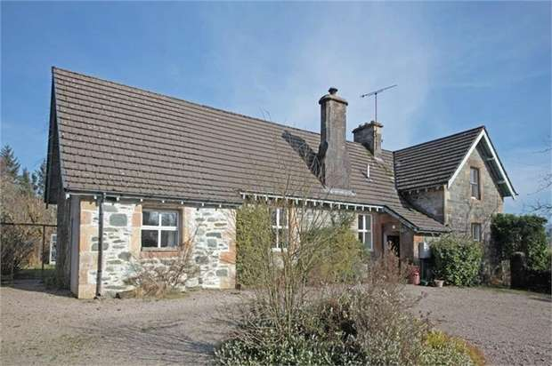 4 Bedrooms Detached House for sale in Loran House, Lochgair, Lochgilphead, Argyll and Bute