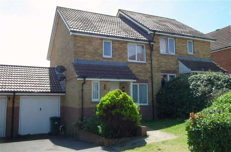 3 Bedrooms Property for sale in Haven Way, Newhaven, East Sussex