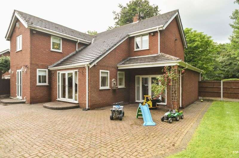 4 Bedrooms Detached House for sale in Glebe End, Liverpool