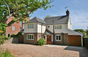 5 Bedrooms Detached House for sale in Sutton Road, Seaford, East Sussex