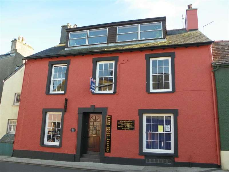 6 Bedrooms Property for sale in Main Street, Fishguard