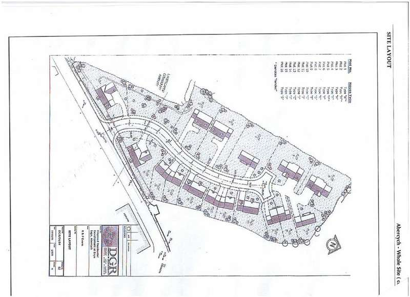 Property for sale in ABERCYCH