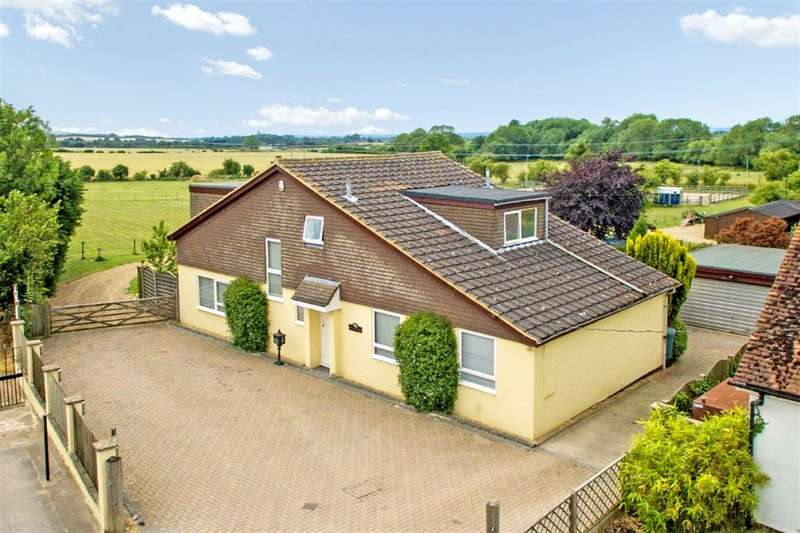 5 Bedrooms Detached House for sale in Eaton Bray, DUNSTABLE, Bedfordshire, LU6 2JT