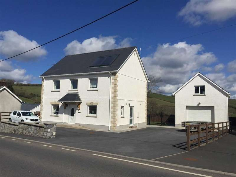 5 Bedrooms Property for sale in Pontantwn, Nr Kidwelly