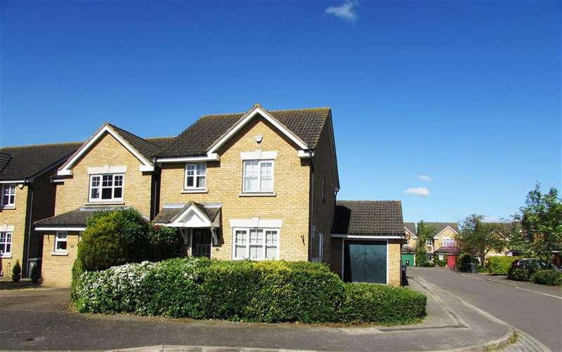 3 Bedrooms Property for sale in Randall Drive, Toddington