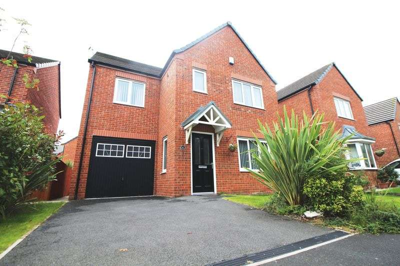 4 Bedrooms Detached House for sale in Magazine Road, Bromborough