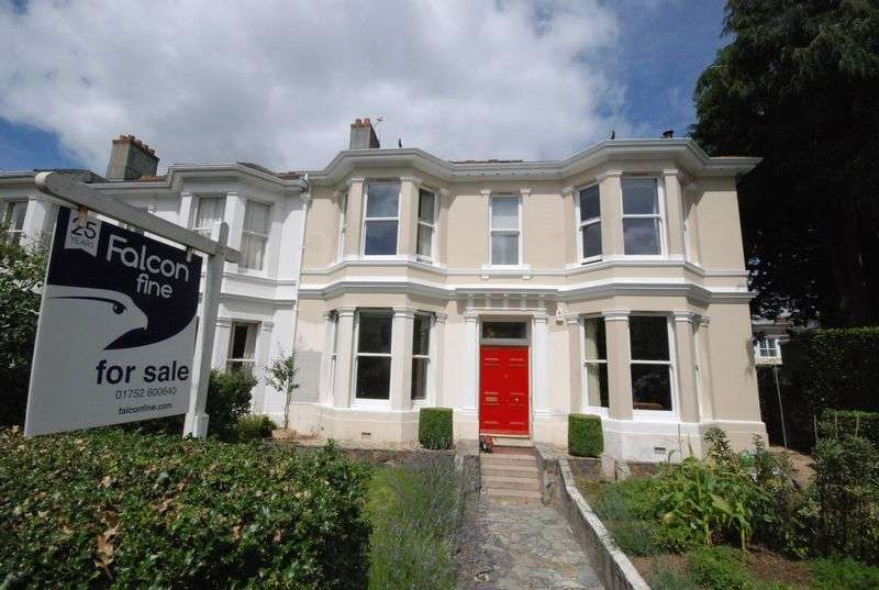 5 Bedrooms House for sale in Thorn Park, Mannamead, Plymouth. Possibly the most desirable road in Mannamead, 5 bed home with Coach house.