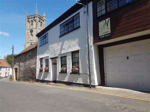 4 Bedrooms Cottage House for sale in Church Street, Banwell, Banwell