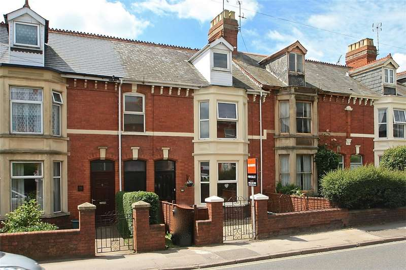 5 Bedrooms Terraced House for sale in Rowbarton, TAUNTON, Somerset
