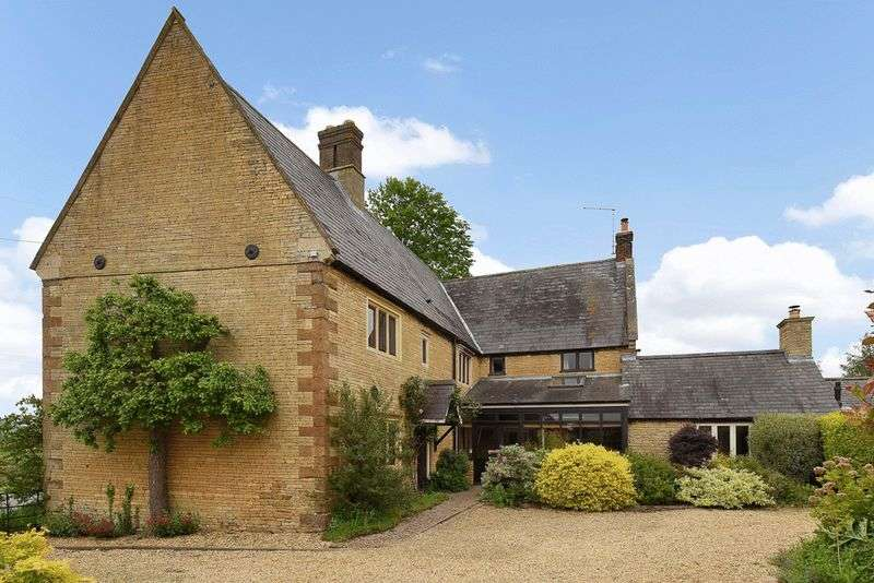5 Bedrooms Detached House for sale in Wakerley Road, Harringworth, Northamptonshire