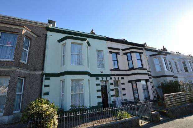 5 Bedrooms Terraced House for sale in Lipson Road, Plymouth, Devon